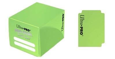 Deckbox Pro Dual Small Light Green