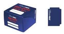 Deckbox Pro Dual Blue