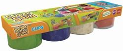 Super Sand Cups - Blauw & Groen