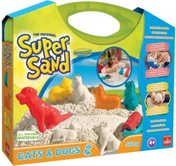 Super Sand - Koffer Cats & Dogs