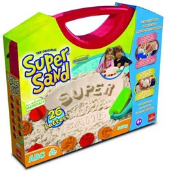 Super Sand - Koffer ABC
