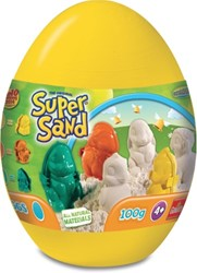 Super Sand Eggs - Geel