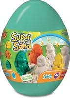Super Sand Eggs - Groen-1