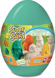 Super Sand Eggs - Groen