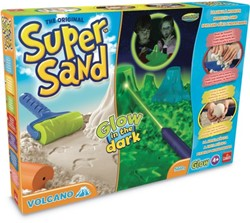 Super Sand - Glow In The Dark Vulcano