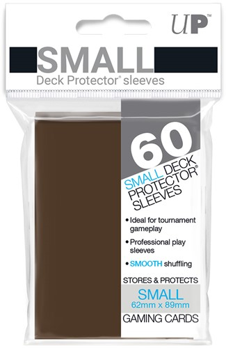Sleeves - Small Bruin (62x89 mm)