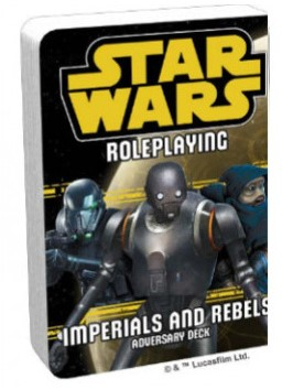 Star Wars - Imperials and Rebels III Adversary Deck