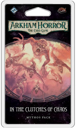 Arkham Horror - In the Clutches of Chaos