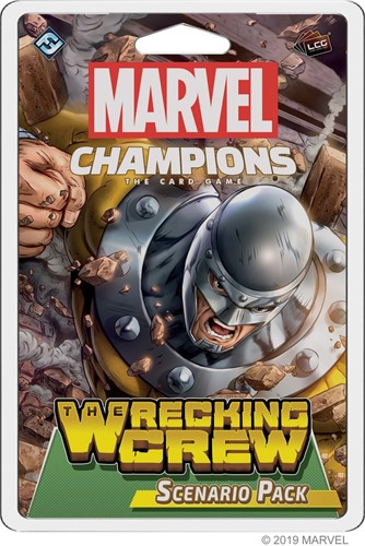 Marvel Champions LCG - The Wrecking Crew Scenario