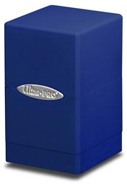 Deckbox Satin Tower Blauw