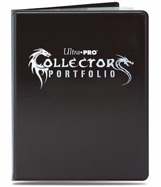 Ultra-Pro Collectors Portfolio - 9-Pocket