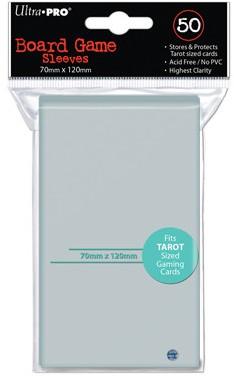 Board Game Sleeves - Tarot (70x120 mm)