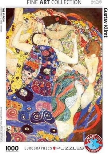 The Virgin - Gustav Klimt Puzzel (1000 stukjes)