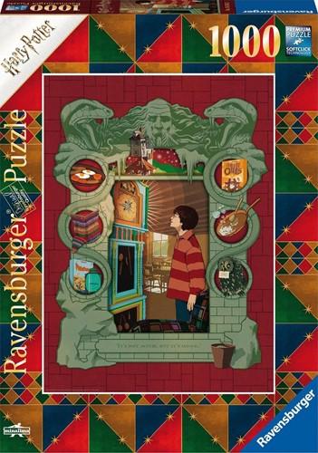 Harry Potter Bij de Weasley Familie Puzzel (1000 stukjes)