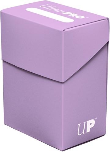 Deckbox Solid - Lila