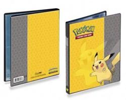 Pokemon Pikachu 4-Pocket Verzamelmap