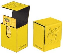 Pokemon Flip Deckbox - Pikachu