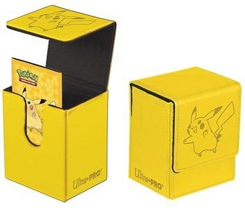 Pokemon Flip Deckbox - Pikachu