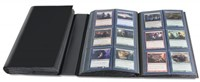 Ultra Pro Binder 4-UP Playset Black