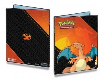 Pokemon Charizard 9-Pocket Verzamelmap