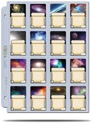 Hologram Pages 16-Pocket (10 stuks)