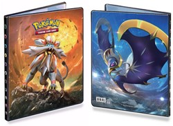 Pokemon Sun & Moon - 9-pocket Verzamelmap