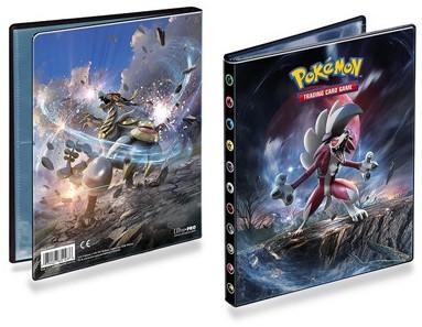 Pokemon Sun & Moon Guardians Rising - 4-pocket verzamelmap