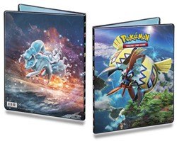Pokemon Sun & Moon Guardians Rising - 9-pocket verzamelmap