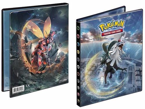 Pokemon Sun & Moon Crimson Invasion - 4-pocket Verzamelmap