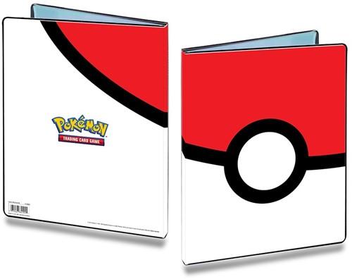 Pokemon 9-Pocket Portfolio - Pokeball