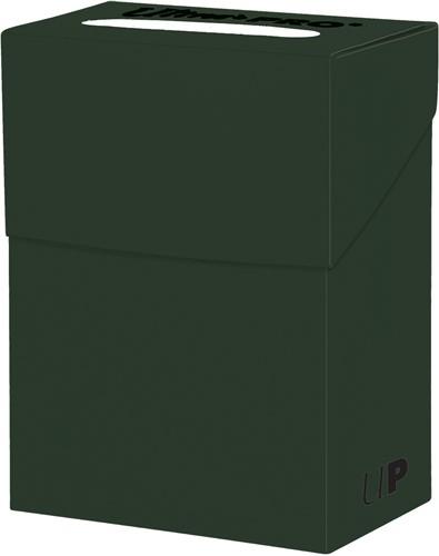 Deckbox Solid - Donker Groen