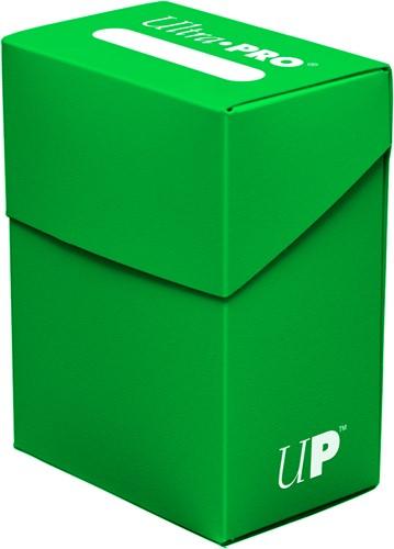 Deckbox Solid - Lime Groen