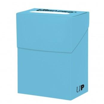 Deckbox Solid - Licht Blauw