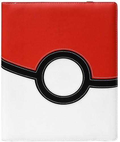 Pokemon Premium Pro-Binder EX - Pokeball