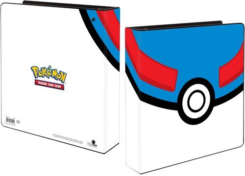 Pokemon Multomap - Great Ball