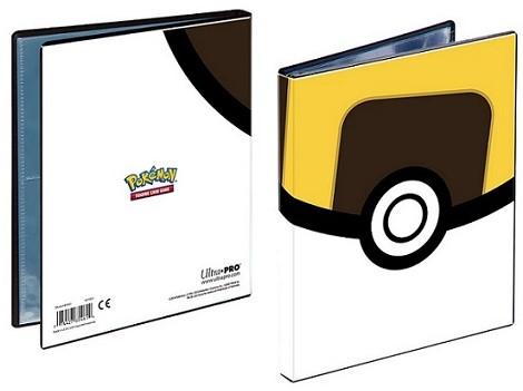 Pokemon Portfolio - Ultra Balll 4-pocket
