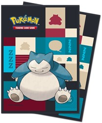 Pokemon Sleeves Snorlax