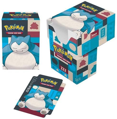 Pokemon Deckbox Snorlax