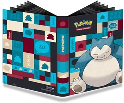 Pokemon Pro-binder Snorlax 9-Pocket