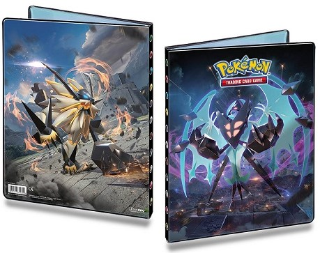 Pokemon Sun & Moon Ultra Prism - 9-Pocket Verzamelmap