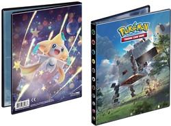 Pokemon Sun & Moon Celestial Storm - 4-pocket Verzamelmap