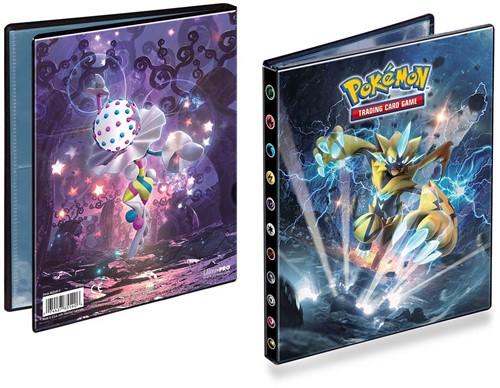Pokemon Sun & Moon - Lost Thunder 4-pocket Verzamelmap