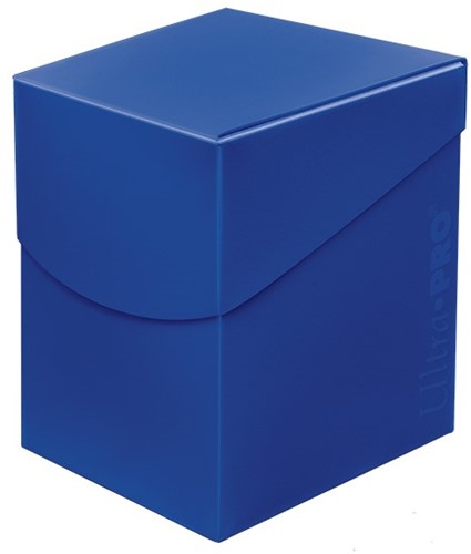 Deckbox Eclipse Pro 100+ Blauw