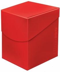 Deckbox Eclipse Pro 100+ Apple Red