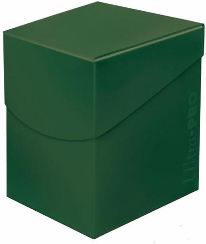 Deckbox Eclipse Pro 100+ Donker Groen