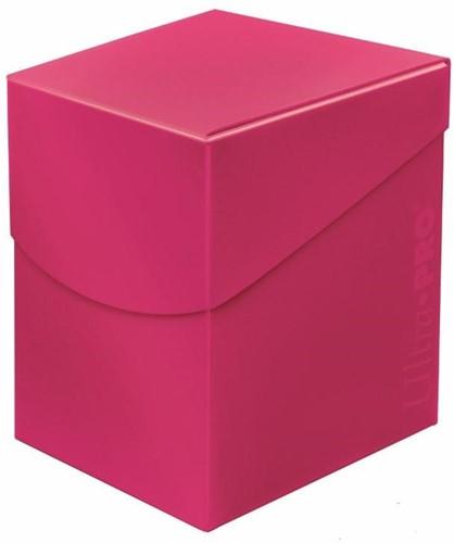 Deckbox Eclipse Pro 100+ Hot Pink