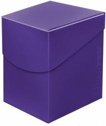 Deckbox Eclipse Pro 100+ Royal Purple
