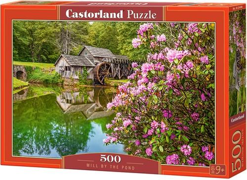 Mill by the Pond Puzzel (500 stukjes)