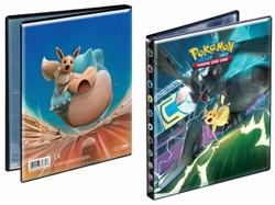 Pokemon Sun & Moon - Team Up 4-pocket Verzamelmap