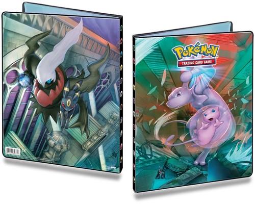 Pokemon Sun & Moon - Unified Minds 9-Pocket Verzamelmap